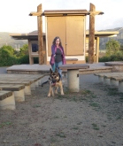 Outdoor Amphitheater San Mateo Campground