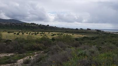 Vista form Nature Trail