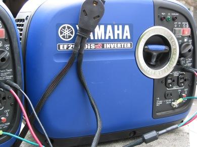 Generator 30 Amp Plug