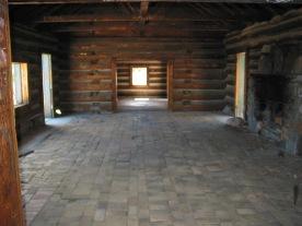 Historic Coon Creek Cabin