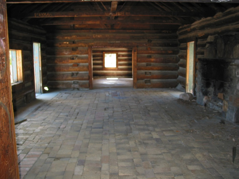 Historic Coon Creek Cabin