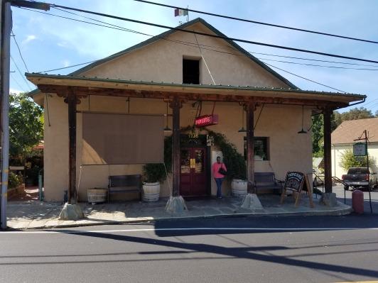 Teresa's Restuarnant, Jackson, Ca.