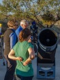 Telescopes at Mojave National Preserve - Photo by Gary Spiers