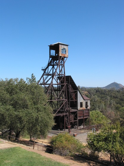 Kennedy Mine head frame