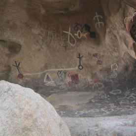 Barker Dam Petroglyphs