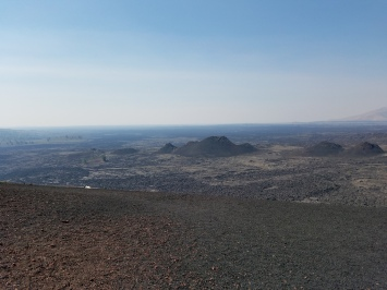 Great Rift from cinder cone top