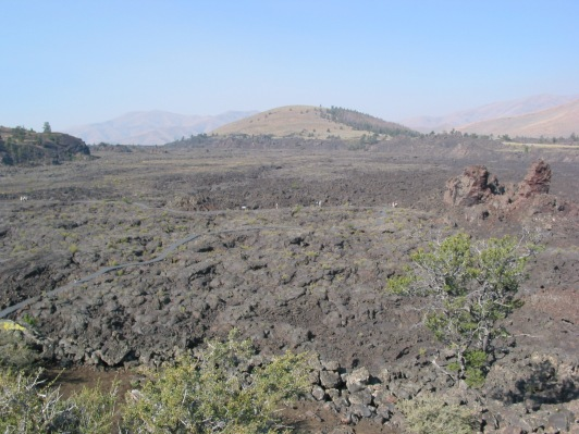 Craters of the Moon Hiking Trail