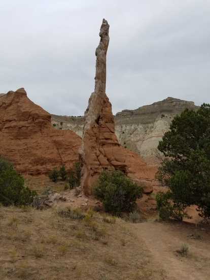 Hoodoo at Kodachrome Basin State Park