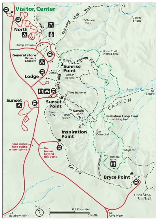 bryce-canyon-amphitheater-map