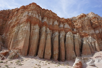 Red Cliffs rock formations