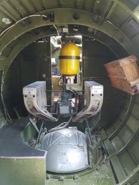 B-24 interior