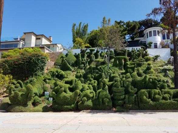 Yard Topiary